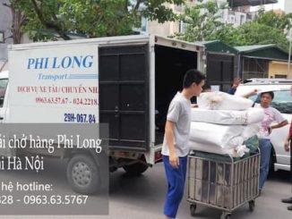 Xe tải chuyển nhà tại phường Phan Chu Trinh
