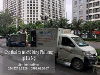 Xe tải giá rẻ Phi Long tại phố Đình Thôn