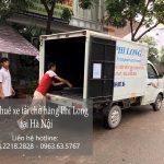 Xe tải cho thuê giá rẻ Phi Long tại phố Cao Xuân Huy