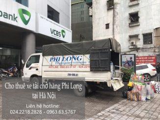 Taxi tải chuyển hàng giá rẻ Phi Long tại phố Duy Tân