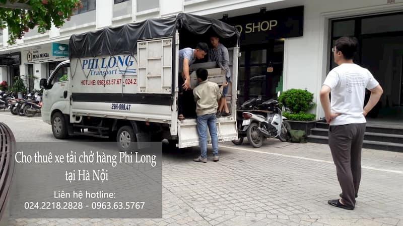 Xe tải giá rẻ trọn gói Phi Long tại phố Chiến Thắng