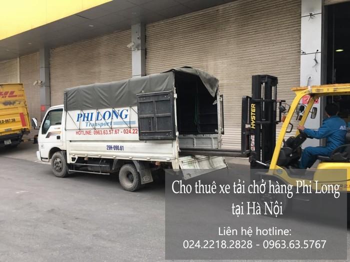 Công ty vận chuyển hàng hóa Phi Long tại phố Đội Cấn