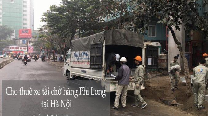 Dịch vụ vận tải phi Long tại xã Kim Lan