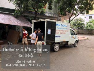 Cho thuê xe tải chở hàng tết giá rẻ Phi Long phố Lạc Chính
