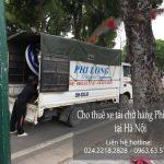 Xe tải chuyển nhà tại xã Phúc Lâm