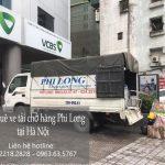 Taxi tải chuyển hàng giá rẻ Phi Long phố Cao Thắng