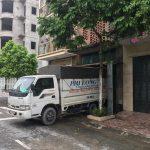 Chở hàng thuê chất lượng cao Phi Long phố Điện Biên Phủ