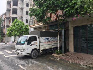 Xe tải chuyển nhà giá rẻ Phi Long tại quận Thanh Xuân