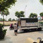 Xe tải vận chuyển chuyên nghiệp tại xã An Thượng