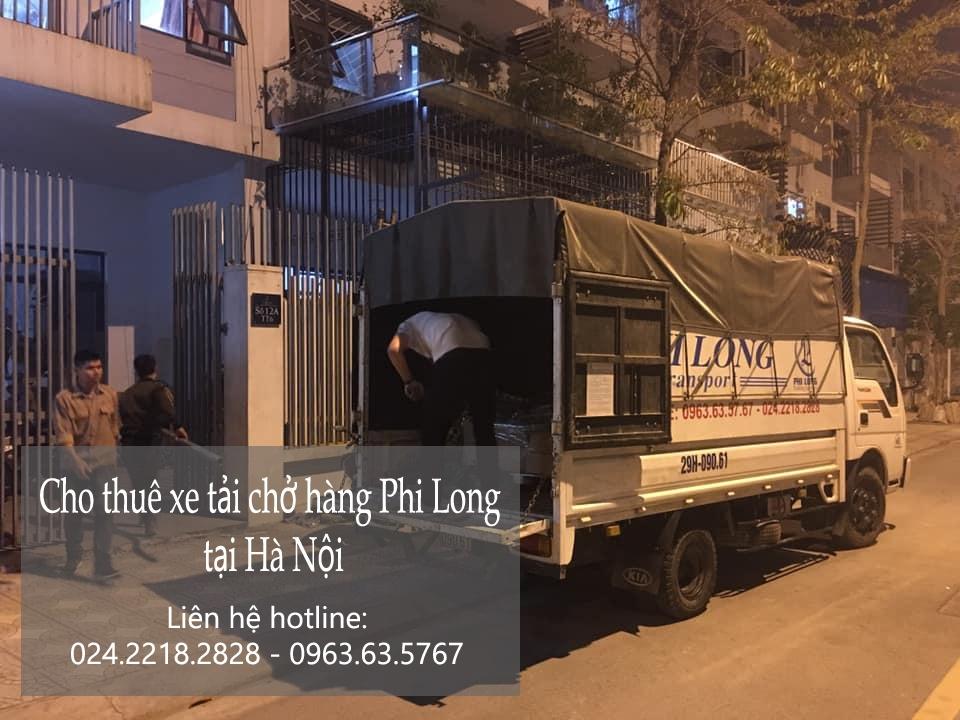 Dịch vụ xe tải chất lượng cao Phi Long đường Nguyễn Khoái
