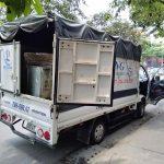 Xe tải chuyển nhà chất lượng Phi Long phố Gầm Cầu