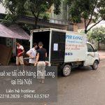Xe tải vận chuyển giá rẻ Phi Long tại xã Tân Minh
