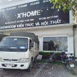 Dịch vụ xe tải vận chuyển Phi Long tại xã nam Triều