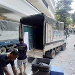 Dịch vụ xe tải chất lượng Phi Long phố Hoàng Diệu