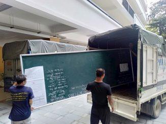 Dịch vụ vận chuyển Phi Long tại xã Liên Hòa