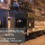 Xe tải vận chuyển chuyên nghiệp tại đường Phú Đô