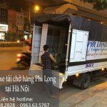 Dịch vụ xe tải vận chuyển giá rẻ tại đường Cương Kiên