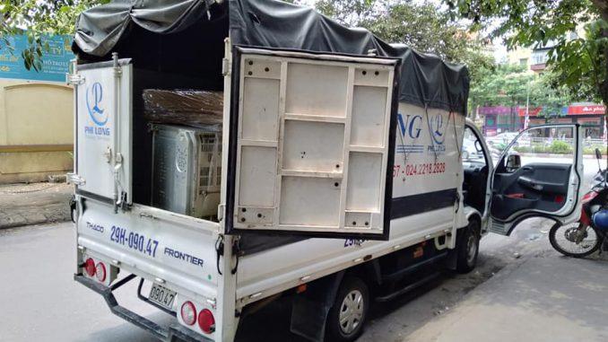 Xe tải chất lượng cao Phi Long đường Thúy Lĩnh