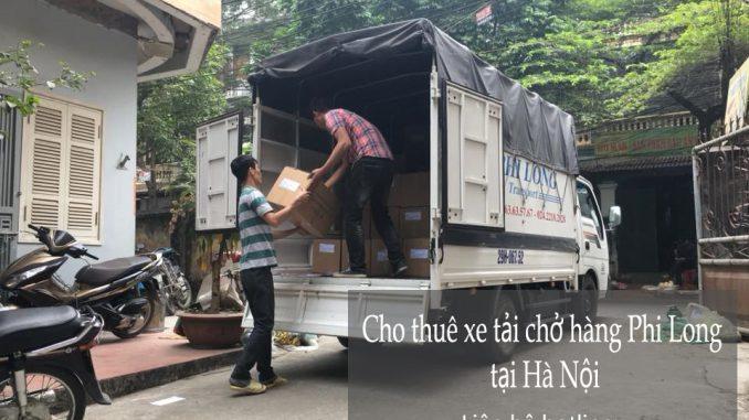 Xe tải chuyển nhà tại đường dương văn bé