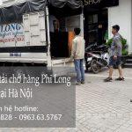 Xe tải chuyển nhà giá rẻ Phi Long tại Trần Quốc Vượng