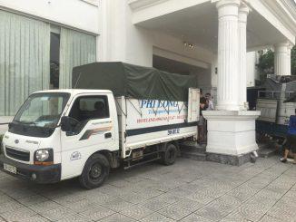xe tải chuyển nhà tại đường hoàng như tiếp