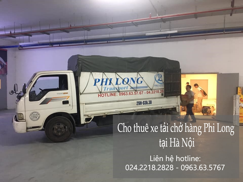 Xe tải chuyển nhà giá rẻ tại đường lệ mật