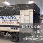 xe tải chuyển nhà tại đường huỳnh tấn phát