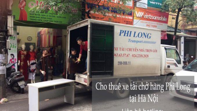 taxi tải hà nội tại đường long biên 1