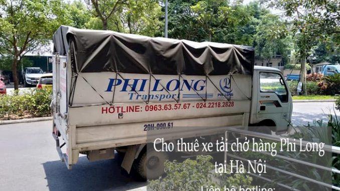 thuê xe tải 5 tạ chuyển nhà tại quận Long Biên