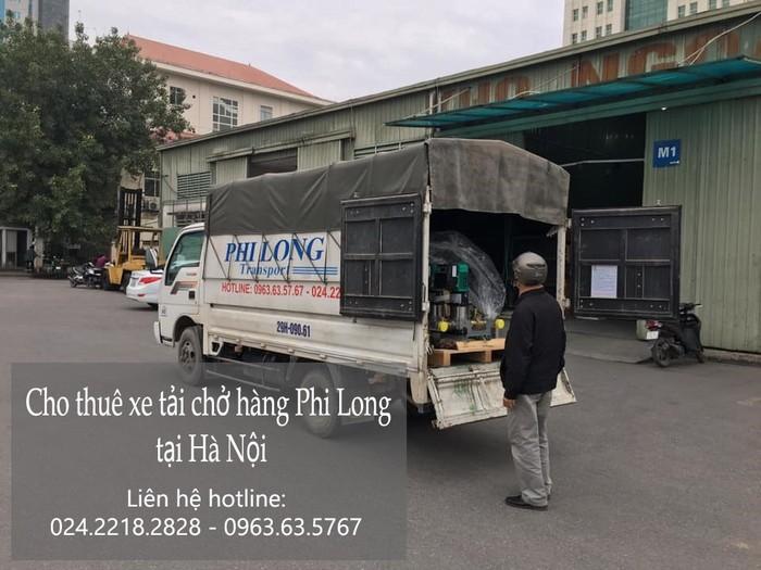 Taxi tải giá rẻ phố An Xá đi Quảng Ninh