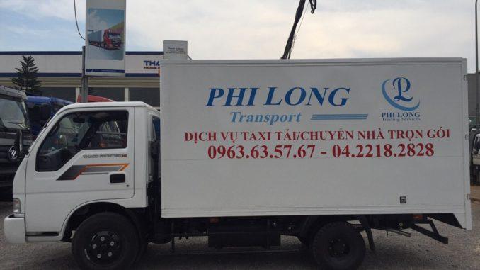 Thuê xe tải chở hàng từ phố Hàng Than đi Hải Dương