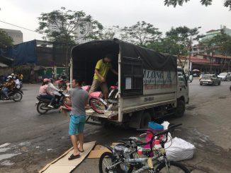 Cho thuê xe 5 tạ phố Vĩnh Phúc đi Hải Dương