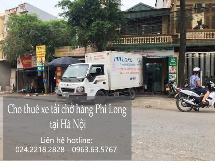 taxi tải chuyển nhà Phi Long tại quận Hoàn Kiếm