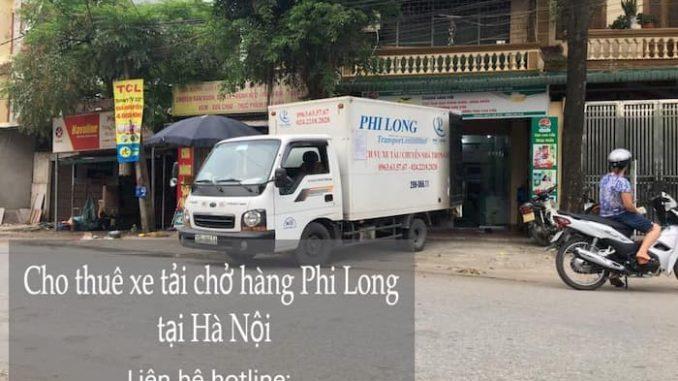 Xe tải chuyển nhà uy tín từ Hà Nội đi Bắc Ninh