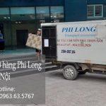 Xe tải chuyển nhà phố Chân Cầm đi Hòa Bình