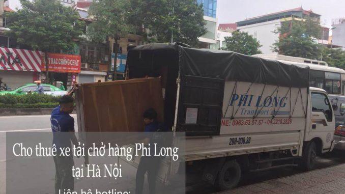 Xe tải chuyển nhà phố Lý Quốc Sư đi Hòa Bình