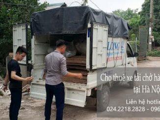 Taxi tải giá rẻ đường Thạch Bàn đi Ninh Bình