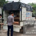 Dịch vụ cho thuê xe tải tại đường Ngọc Thụy đi Hải Phòng