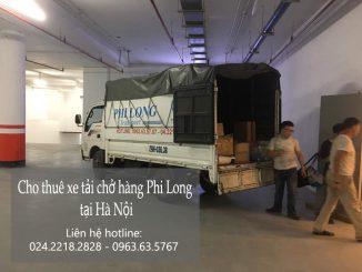 Xe tải vận chuyển phố Hàn Thuyên đi Hòa Bình