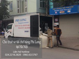 Cho thuê taxi tải phố Thành Công đi Quảng Ninh