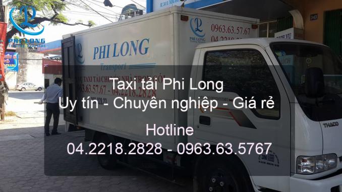 Xe tải chuyển nhà giá rẻ tại đường Bát Khối