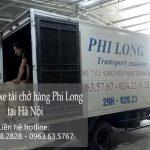 Xe tải vận chuyển phố Đồng Xuân đi Quảng Ninh