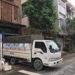 Xe tải vận chuyển giá rẻ phố Hàng Đậu đi Quảng Ninh