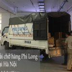 Xe tải chuyển nhà giá rẻ đường Hồ Tùng Mậu đi Hà Nam
