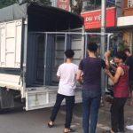 Xe tải chuyển nhà giá rẻ tại đường Tình Quang đi Hải Phòng