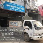 Xe tải vận chuyển giá rẻ phố Hàng Bồ đi Quảng Ninh