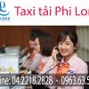 Giới thiệu chúng tôi hãng taxi tải Phi Long